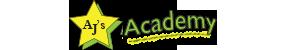 AJ's Academy Logo